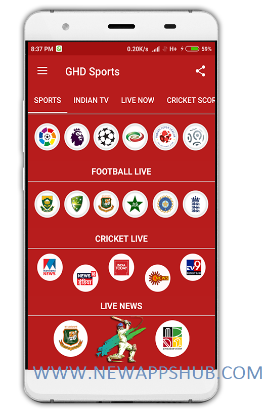 Ghd Sports Live Tv Apk Fasrinn